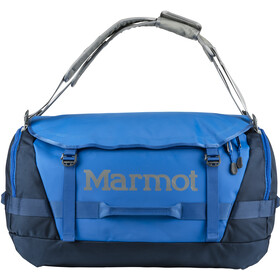 Marmot Long Hauler Duffel Bag Large, peak blue/vintage navy